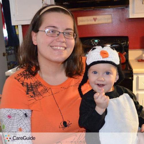 Child Care Provider Corissa Howington's Profile Picture