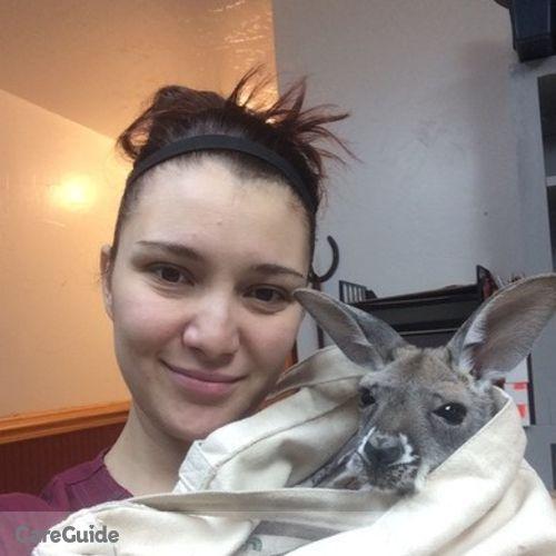 Pet Care Provider Amber Larbi Cherif's Profile Picture