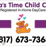 Babysitter, Daycare Provider in Fort Worth
