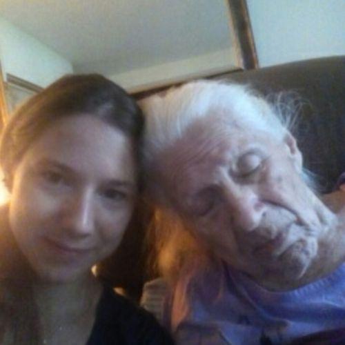 Elder Care Provider Danielle D's Profile Picture