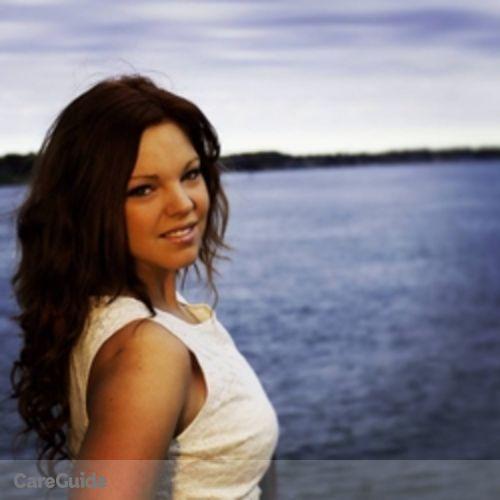 Canadian Nanny Provider Stacia P's Profile Picture