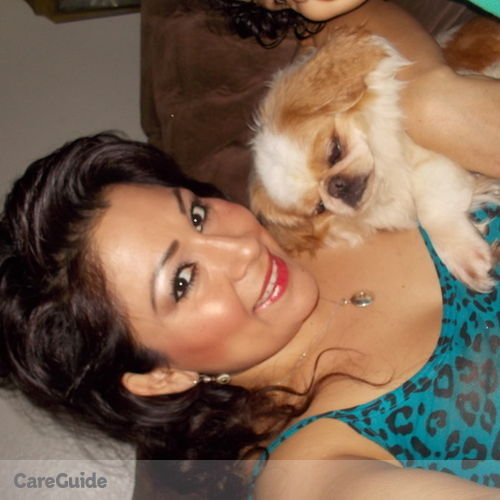 Pet Care Provider Jessica Garabito's Profile Picture