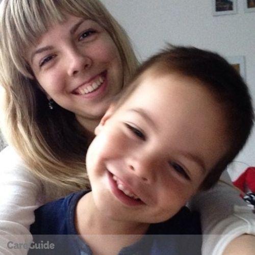 Child Care Provider Katerina V's Profile Picture