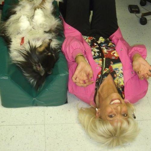Pet Care Provider Chris J's Profile Picture