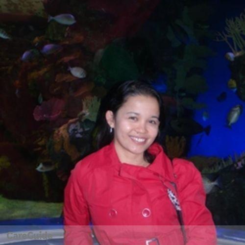 Canadian Nanny Provider Joenabel Ella's Profile Picture