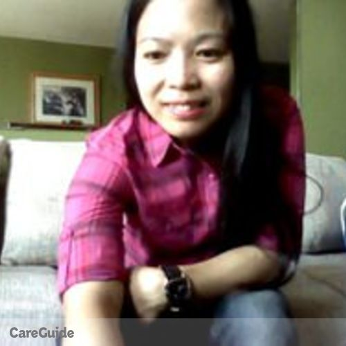 Canadian Nanny Provider Mary Jane Tumaliuan's Profile Picture