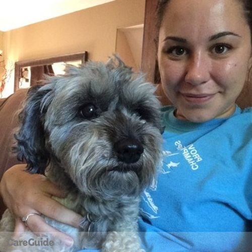 Pet Care Provider Megan Correia's Profile Picture