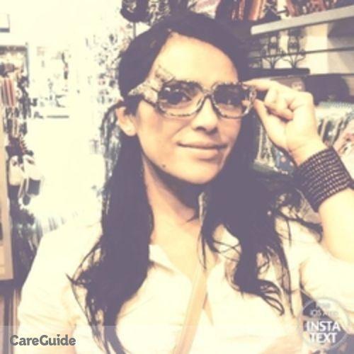 Canadian Nanny Provider Andrea Leguizamon's Profile Picture