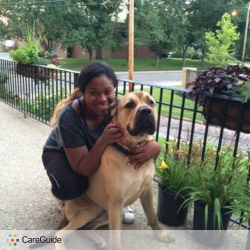 Pet Care Provider Jamila Allen's Profile Picture
