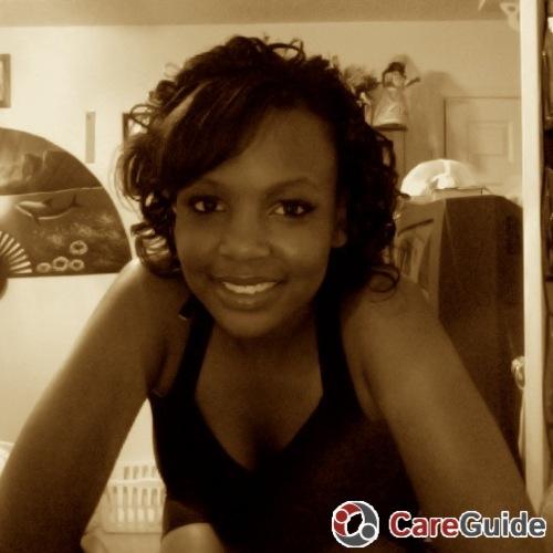 Child Care Provider Bri'Ana Brown's Profile Picture