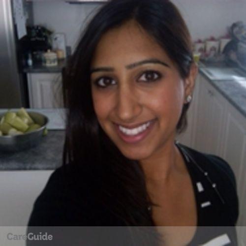 Canadian Nanny Provider Cheyanne Bacchus's Profile Picture