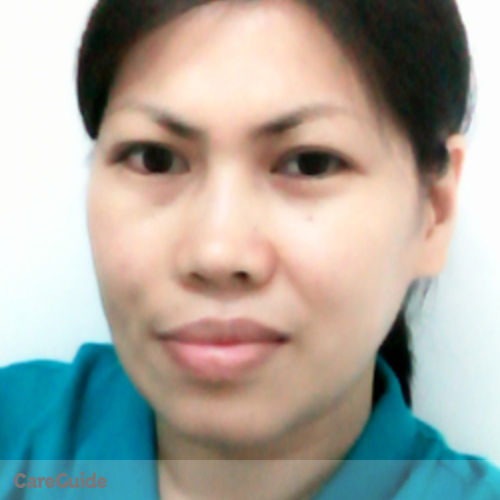 Canadian Nanny Provider Vilma Bombio's Profile Picture