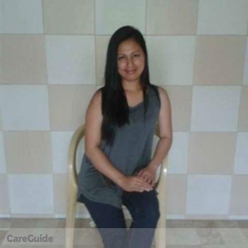 Canadian Nanny Provider Maricel Sultan's Profile Picture