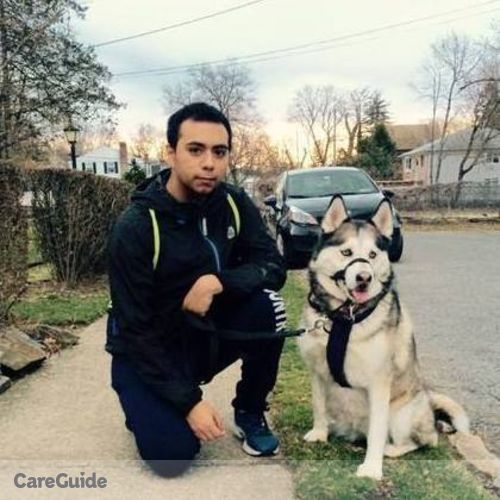 Pet Care Provider Jonathan Aguilar's Profile Picture