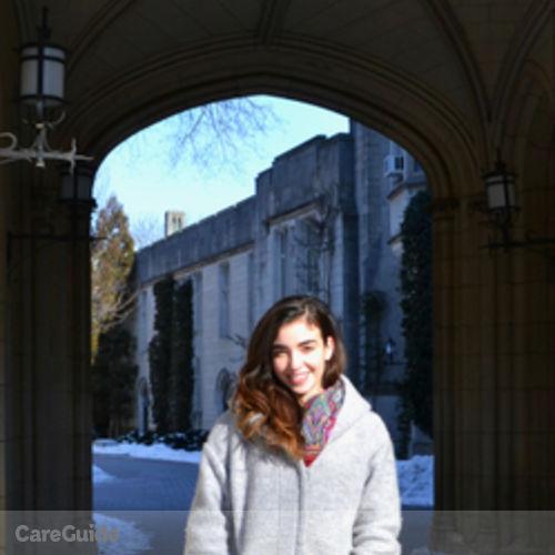 Canadian Nanny Provider Victoria Sicilia's Profile Picture