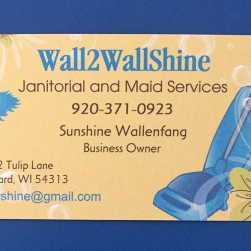 Housekeeper Provider Sunshine Wallenfang's Profile Picture