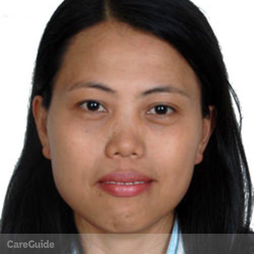 Canadian Nanny Provider Soraida D's Profile Picture