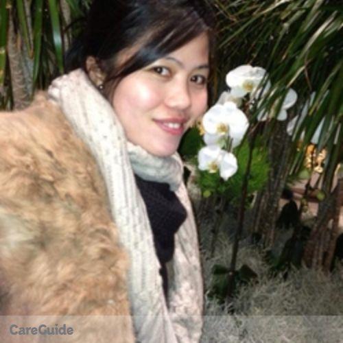 Canadian Nanny Provider Rosaren Agbon's Profile Picture