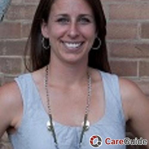 Child Care Provider Jen Pearson's Profile Picture