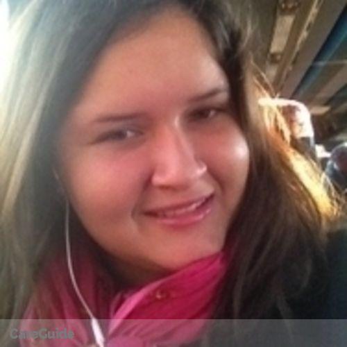 Canadian Nanny Provider Marianna Brandt's Profile Picture
