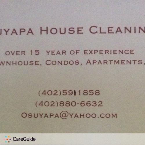 Housekeeper Provider Suyapa Ortiz's Profile Picture