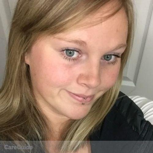 Canadian Nanny Provider Caitlin M's Profile Picture