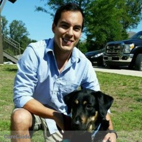 Pet Care Provider Adam Valdez's Profile Picture