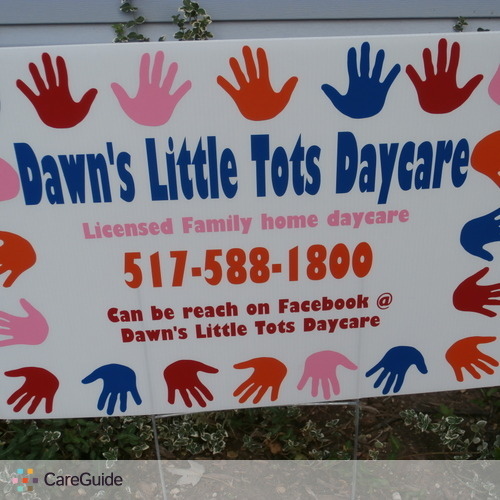 Child Care Provider Dawn Chartrand's Profile Picture