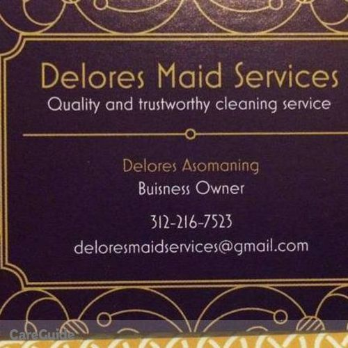 Housekeeper Provider Delores Asomaning's Profile Picture