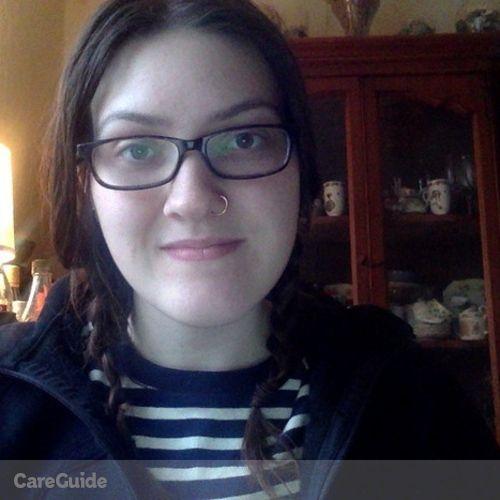 Canadian Nanny Provider Cordelia Fox's Profile Picture