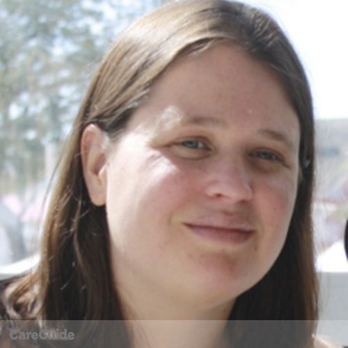 Canadian Nanny Provider Tricia Kennedy's Profile Picture