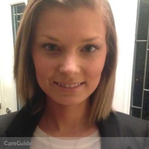 Canadian Nanny Provider Shaina Vine's Profile Picture