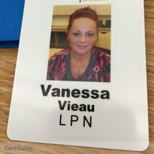 Elder Care Provider Vanessa Vieau's Profile Picture