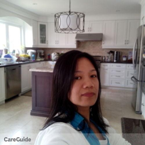 Canadian Nanny Provider Winnie S's Profile Picture