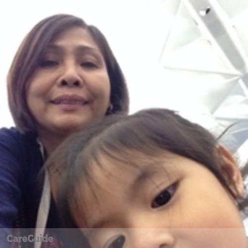 Canadian Nanny Provider Loreto Araneta's Profile Picture
