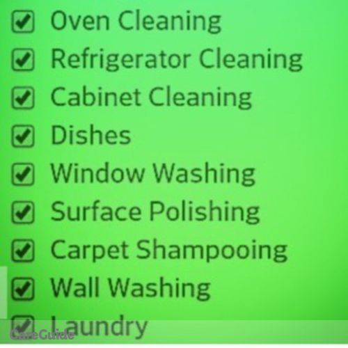 Housekeeper Provider Ol'fashioned Cleaning's Profile Picture