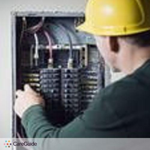 Electrician Provider Buddy Borgemenke's Profile Picture
