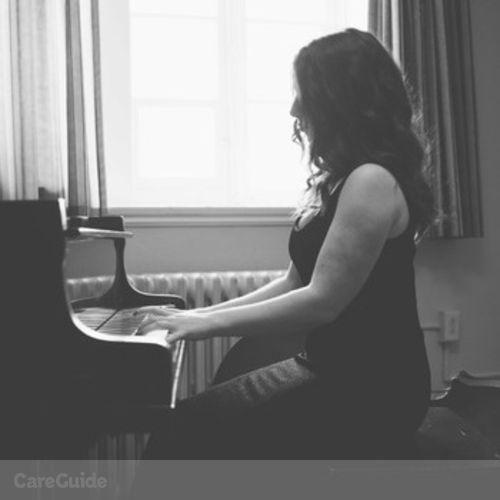 Canadian Nanny Provider Ashley C's Profile Picture