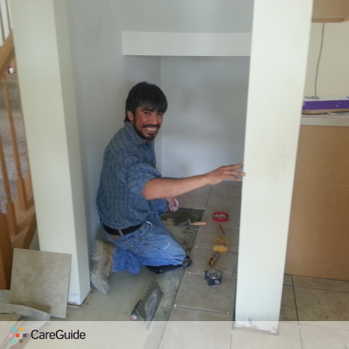 Handyman Provider Salvador Napoles's Profile Picture