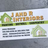 Carpenter/drywall/paint.