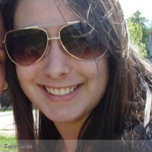 Canadian Nanny Provider Alexandra Pinheiro's Profile Picture