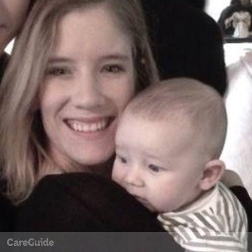 Canadian Nanny Provider Caroline D's Profile Picture