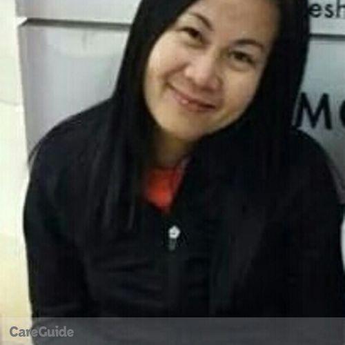 Canadian Nanny Provider Irene Baguitan Rudio's Profile Picture