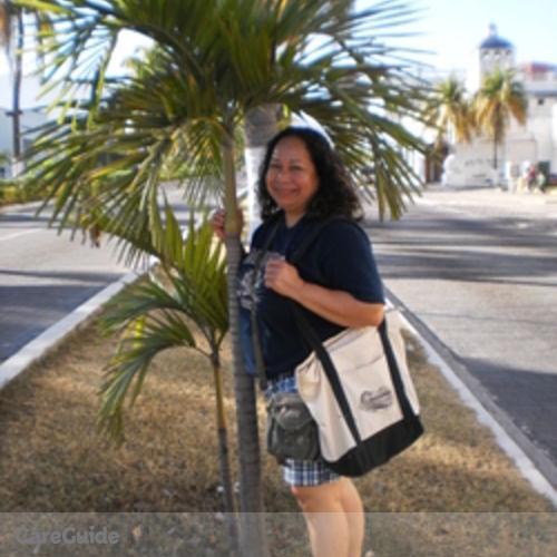 Canadian Nanny Provider Alicia Carrillo's Profile Picture