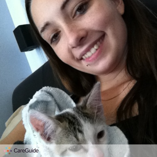 Pet Care Provider Kat Isakova's Profile Picture