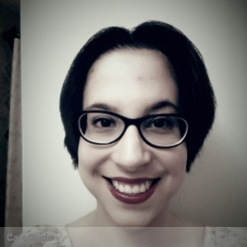 Canadian Nanny Provider Paloma C's Profile Picture