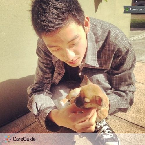 Pet Care Provider Kevin Kangbyun's Profile Picture