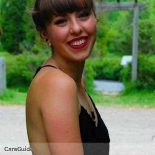 Canadian Nanny Provider Kyra Smyth-Commodari's Profile Picture