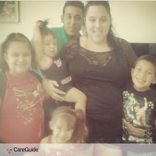Child Care Provider Rosa Bulnes's Profile Picture