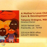 Daycare Provider in Gonzales
